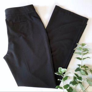 Nordstrom Vintage Dress Pants Career Bootcut Black